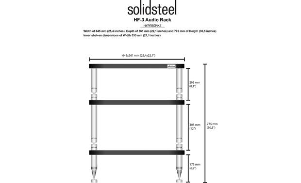 Solidsteel HF-3 Elite Other