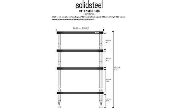 Solidsteel HF-4 Elite Other