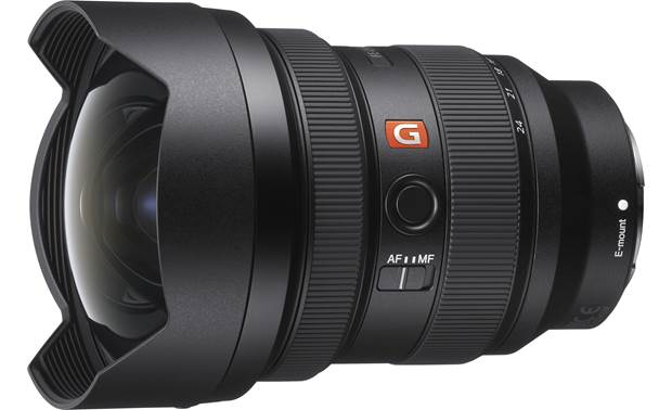 Sony FE 12-24mm f/2.8 G Master Customizable focus hold button on lens barrel lets you easily hold focus on your subject
