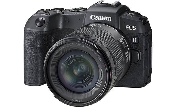 Canon EOS R6 Zoom Kit Capture stunning 4K video at up to 60 frames per second