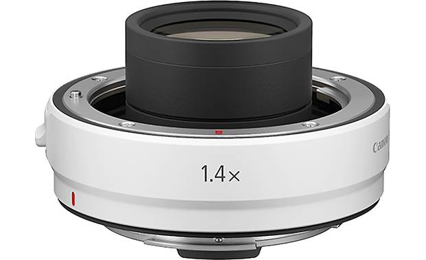 Canon Extender RF1.4x Extends your focal length by 1.4x when connected to a compatible RF Series telephoto lens