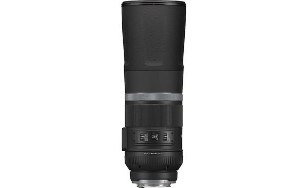 Canon RF 800mm f/11 IS STM Focus and image stabilization controls