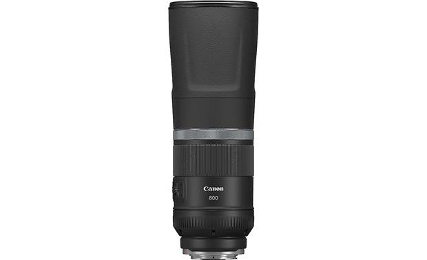 Canon RF 800mm f/11 IS STM Shown retracted