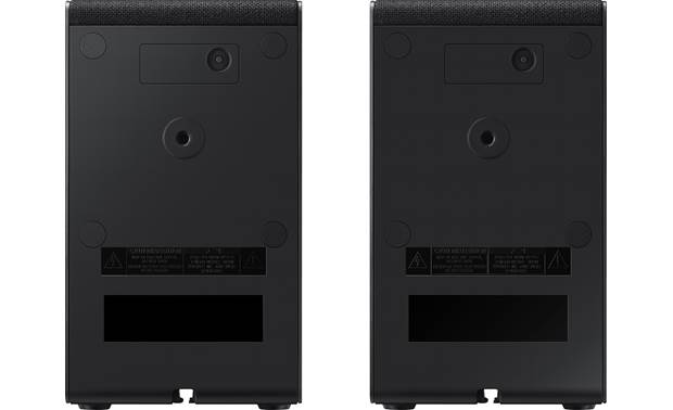 Samsung HW-Q950T Back of surround speakers