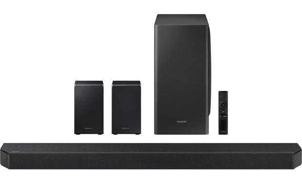 Samsung HW-Q950T Delivers 9.1.4-channel sound with support for Dolby Atmos and DTS:X