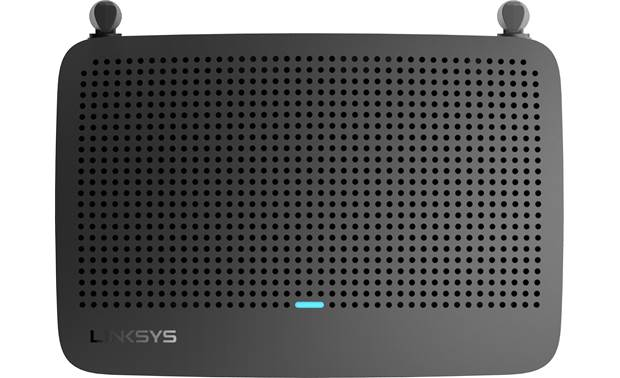 Linksys MR6350 Top view
