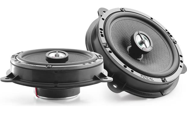 Focal Inside IC RNS 165 Focal makes installation easy with these vehicle-specific speakers