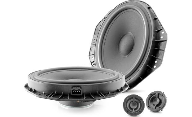 Focal Inside IS FORD 690 Focal Inside speakers are designed for the easiest possible installation