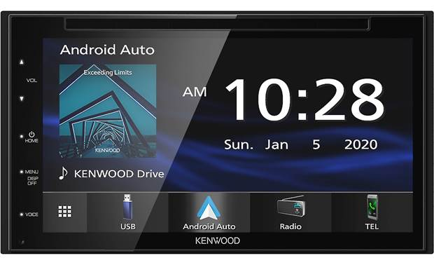 Kenwood DDX5707S Other
