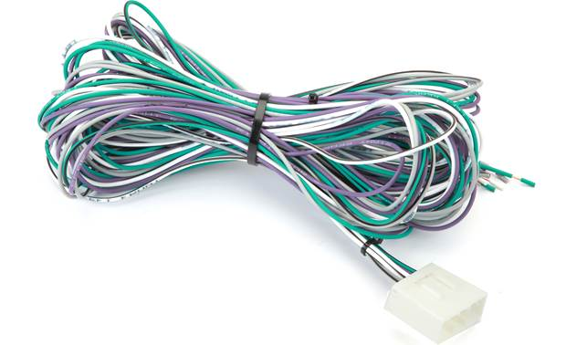 Metra 70-6505 Amp Bypass Harness Front
