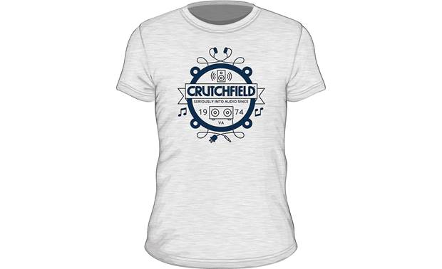 White Crutchfield Camp Shirt Front