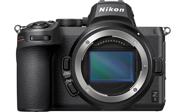 Nikon Z 5 (no lens included) Shown with body cap removed