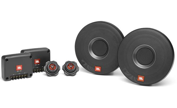 JBL Club 605CSQ Prioritize sound quality with this JBL component set
