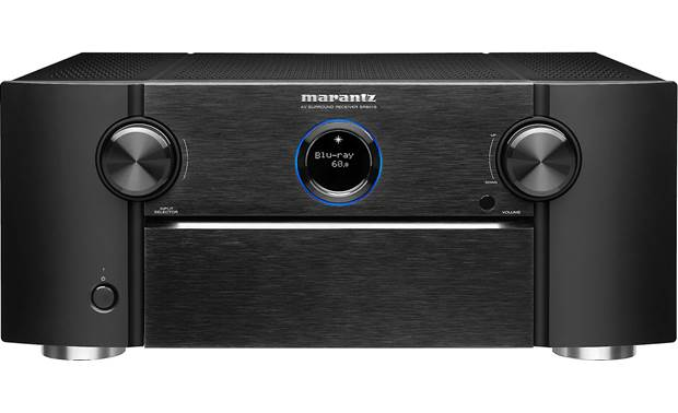 Marantz SR8015 (2020 model) A 140-watt powerhouse that can drive up to 11 speakers at the same time