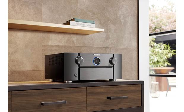 Marantz SR8015 (2020 model) Shown in room