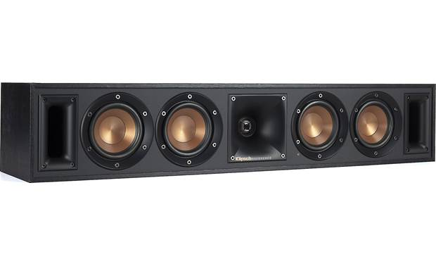 Klipsch Reference Wireless 5.0 Sound System SW-34C center channel with grille removed
