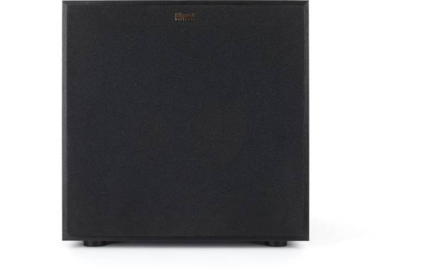 Klipsch Reference Wireless 5.1 Sound System RW-100SW subwoofer with grille in place