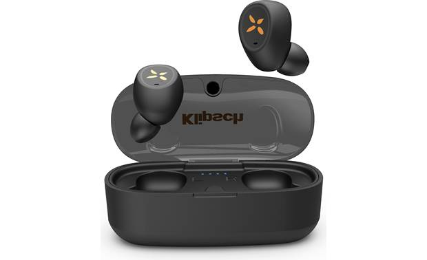 Klipsch S1 True Wireless Truly wireless earbuds with charging case