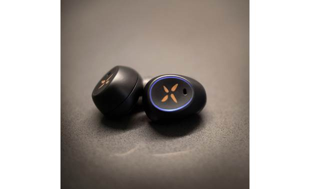 Klipsch S1 True Wireless Close-up of earbuds