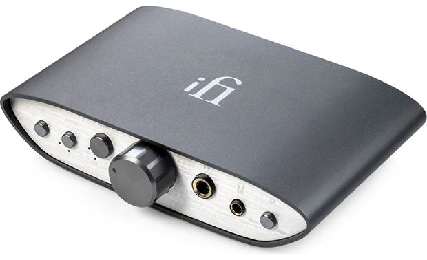 iFi Audio ZEN CAN (Launch Edition) Compact headphone amp delivers up to 1,600mW of output power (special edition with low-noise iPower 5V adapter)