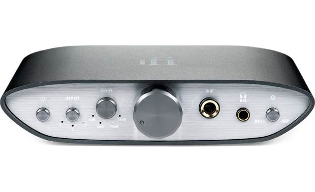 iFi Audio ZEN CAN (Launch Edition) Front-panel connections and controls
