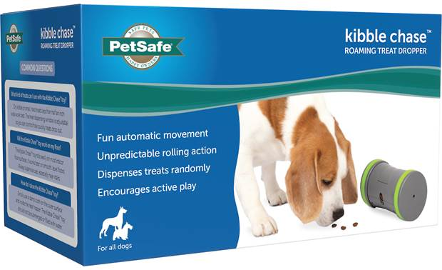 PetSafe Kibble Chase™ Roaming Treat Dropper Other
