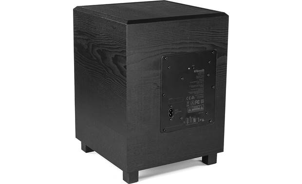 Klipsch Cinema 400 Back of subwoofer