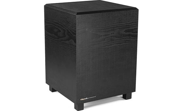 Klipsch Cinema 400 Wood enclosure is decor-friendly
