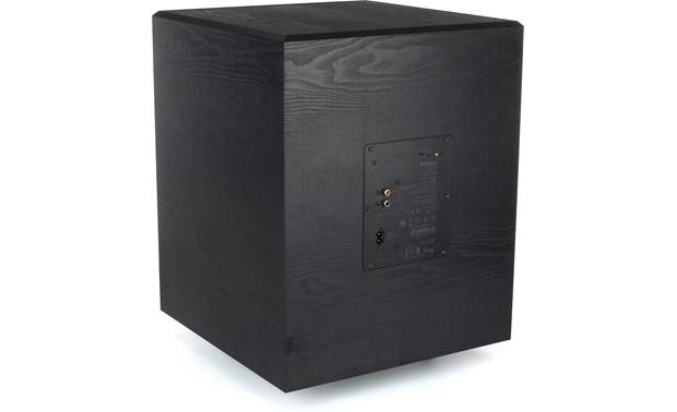 Klipsch Cinema 800 Back of subwoofer