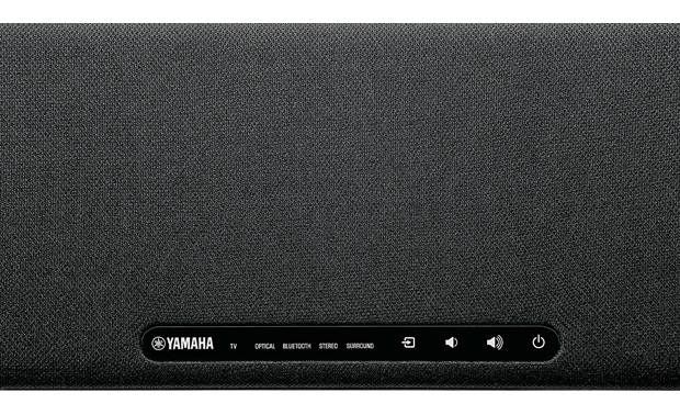 Yamaha SR-B20A Top-panel controls