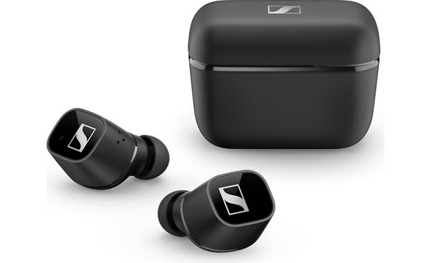 Sennheiser CX 400 BT 100% wire-free earbuds with high-grade drivers for spacious, detailed sound