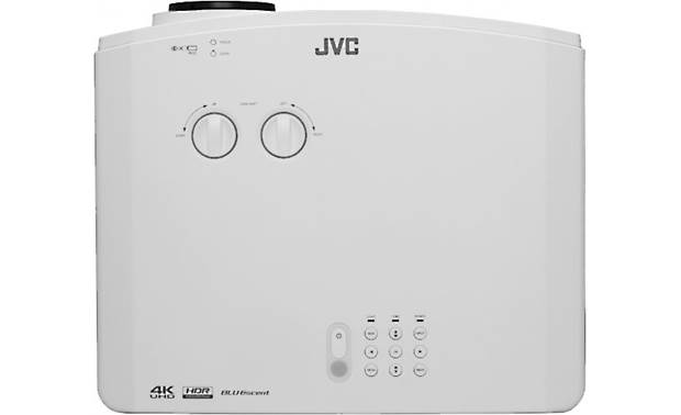 JVC LX-NZ3W Top view