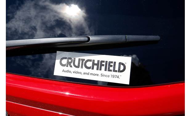 Crutchfield Sticker Other