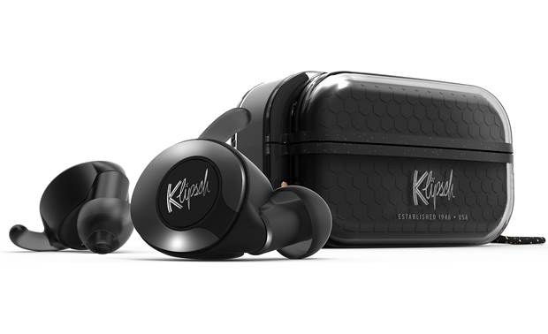 Klipsch T5 II True Wireless Sport 100% wire-free earbuds for workouts and running