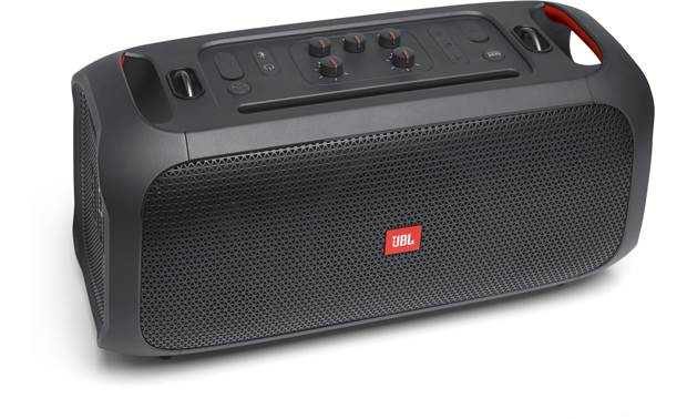 JBL PartyBox On-The-Go Top left