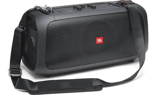 JBL PartyBox On-The-Go Left front