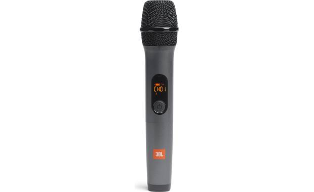 JBL PartyBox On-The-Go Included wireless mic