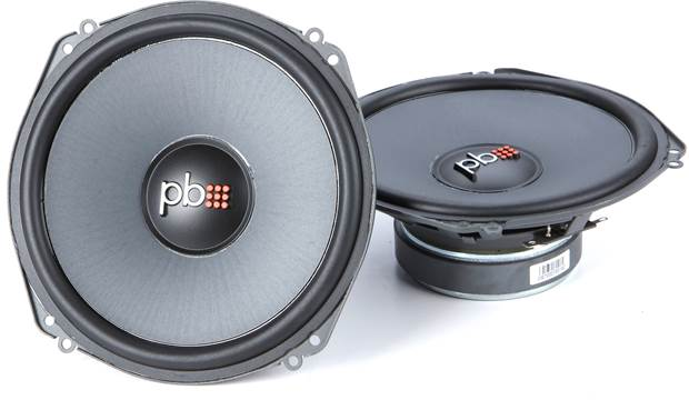 PowerBass OE-700 Front