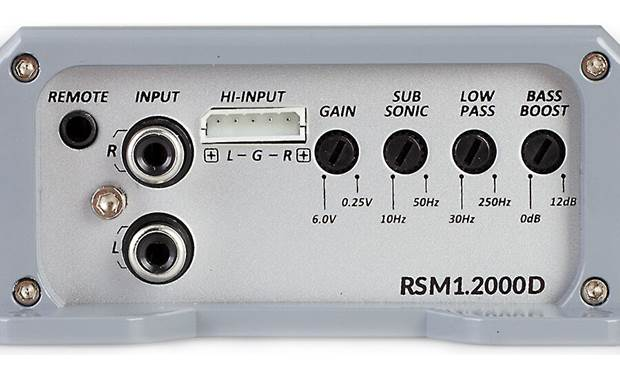 Soundstream Reserve RSM1.2000D Other