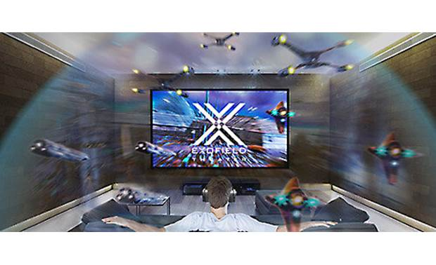 JVC XP-EXT1 Immersive home theater sound from all directions