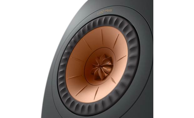KEF LS50 Meta Uni-Q® driver array technology makes your entire room sound like the