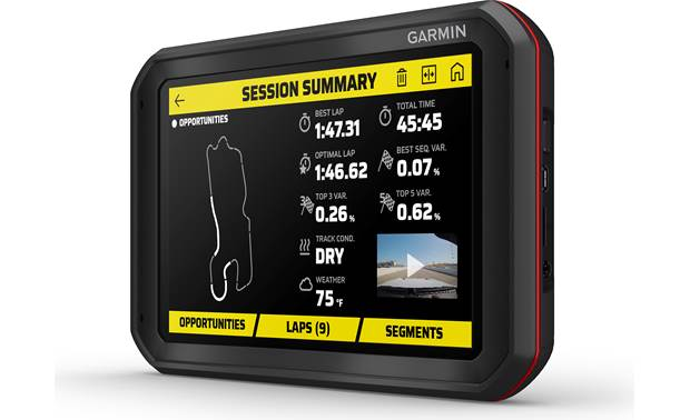 Garmin Catalyst™ Front