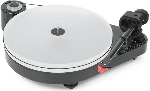 Pro-Ject RPM 5 Carbon Front (dust cover not included)