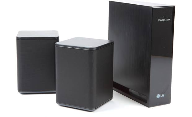 LG SPK8-S Rear Speaker Kit Other