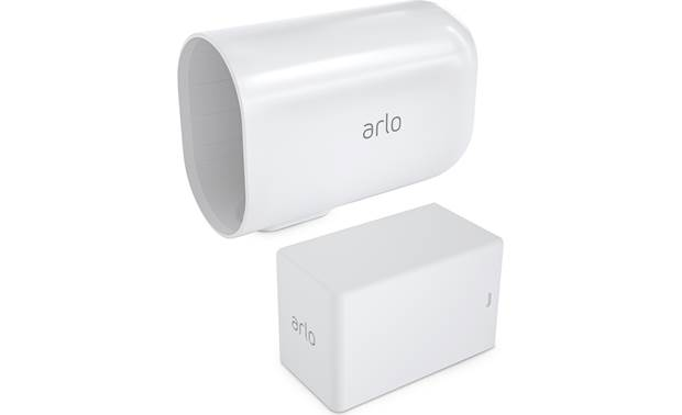 Arlo XL Rechargeable Battery & Housing Front