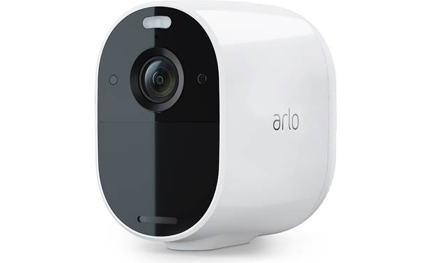 Arlo Essential Spotlight Camera Front