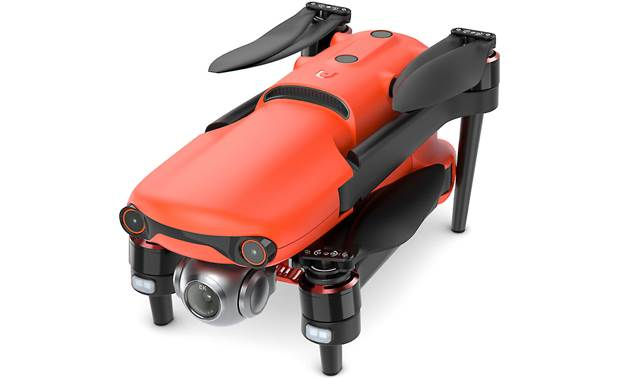 Autel Robotics EVO II Rugged Bundle Folds for easy storage and transport