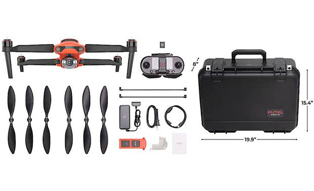Autel Robotics EVO II Rugged Bundle