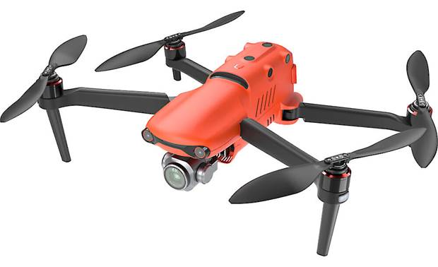 Autel Robotics EVO II Pro Rugged Bundle Front of quadcopter