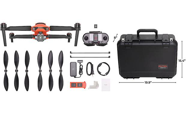 Autel Robotics EVO II Pro Rugged Bundle Front